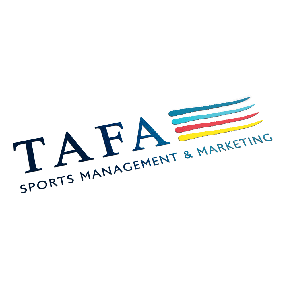 Izrada vizualnog identiteta, Tafa sports management and marketing